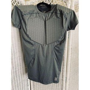 Nike Pro Combat Dri Fit Compression Padded Shirt